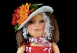 Blue Ribbon Doll