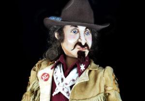 Buffalo Bill Doll