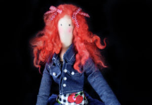 Tilda Country Girl Doll