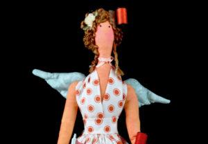 Tilda Seamstress Doll