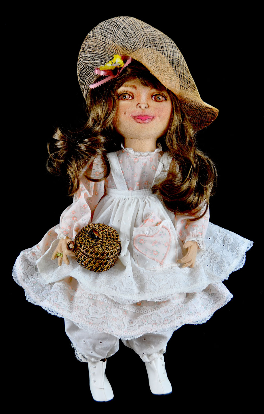 Ruby Sparks Girl Doll - Handmade Dolls Online