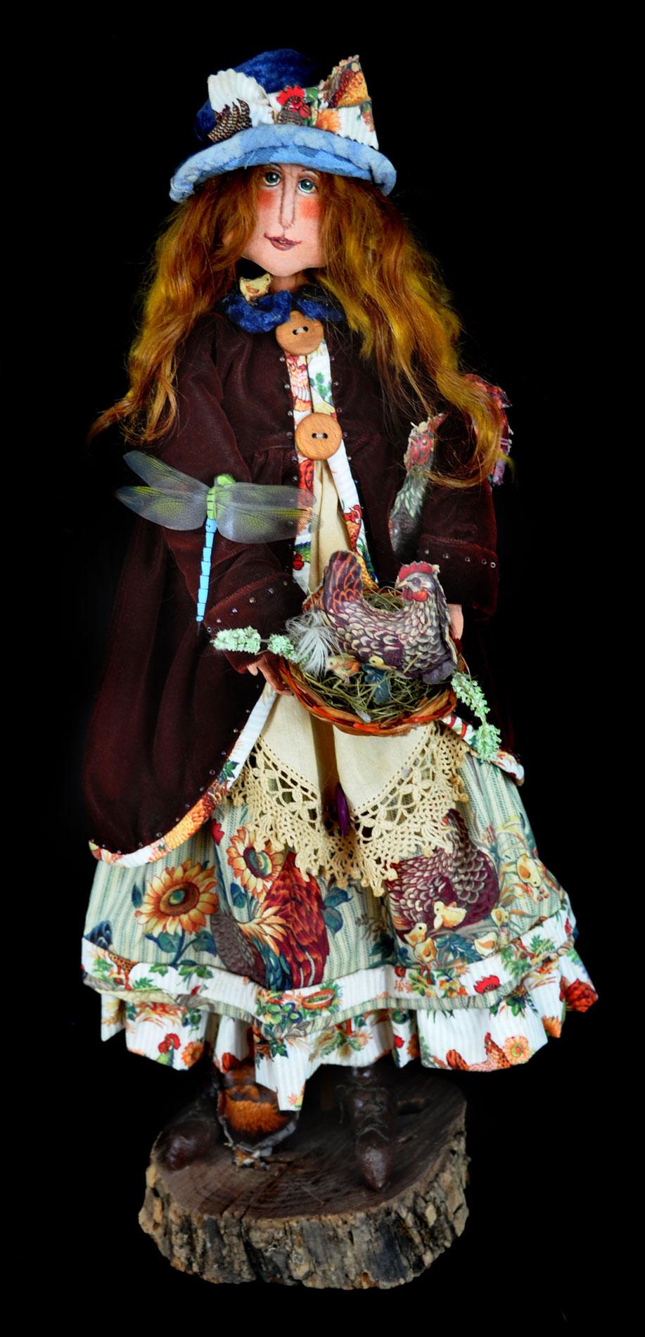 Sandys Doll - Handmade Dolls Online