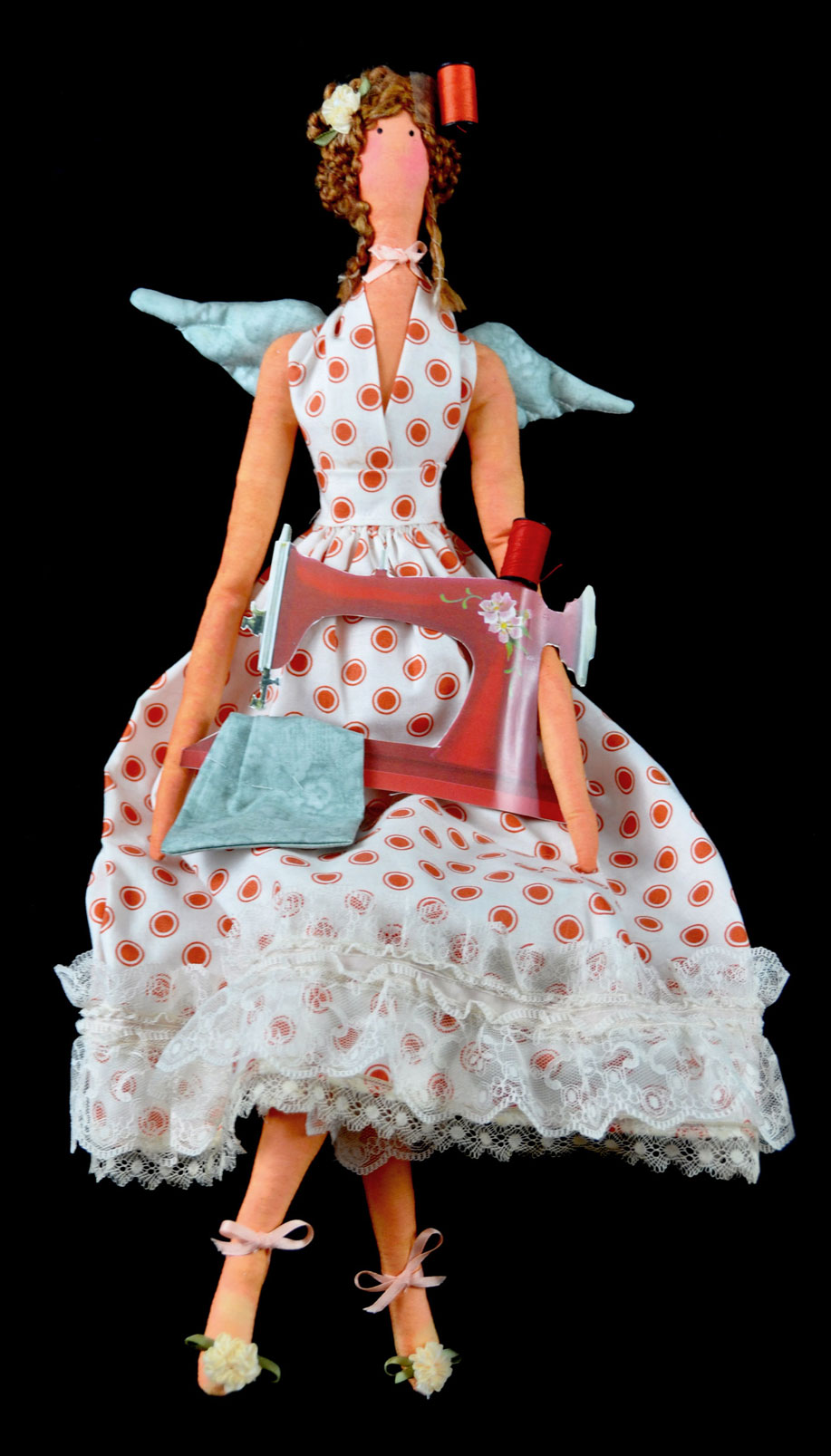 Tilda Seamstress Doll Large