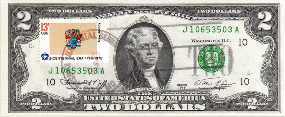 new two dollar bill - photo #13