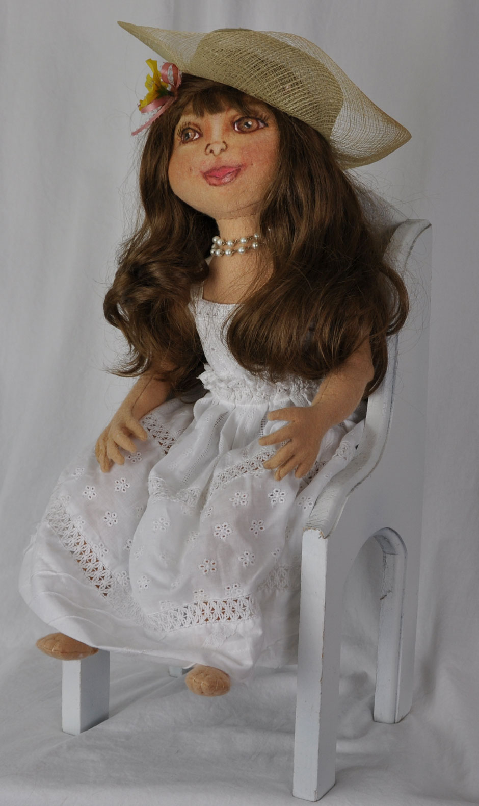 Handmade Ruby Sparks Girl Doll 2