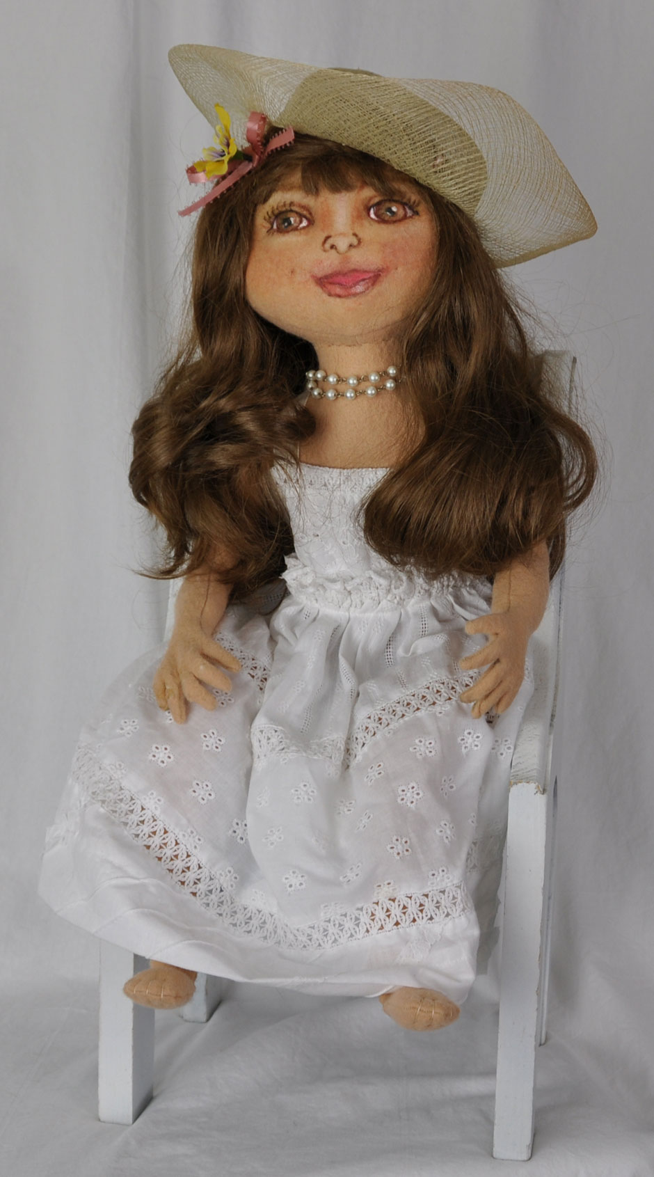Handmade Ruby Sparks Girl Doll 3