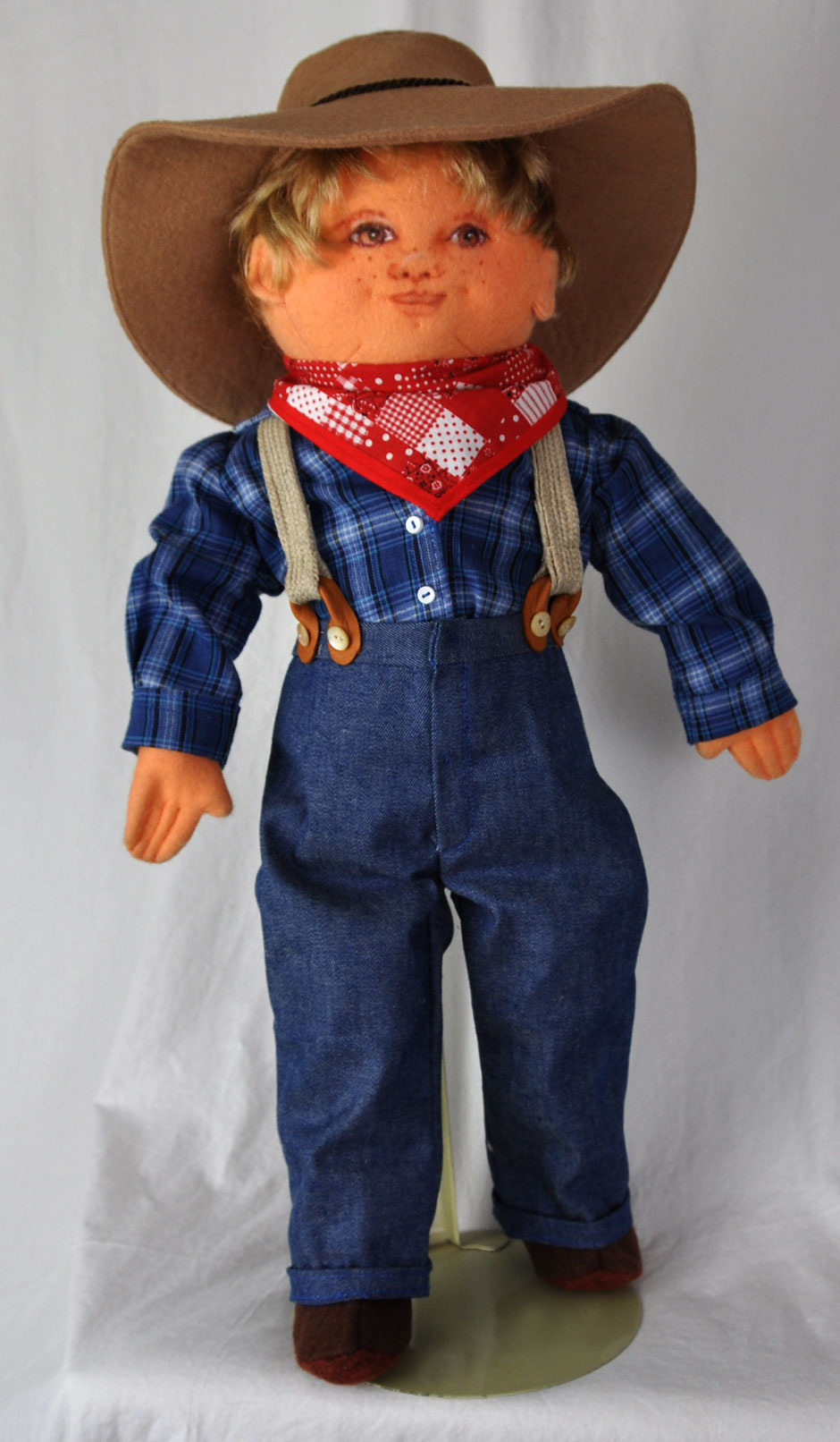 Country Cousin Boy Doll 3