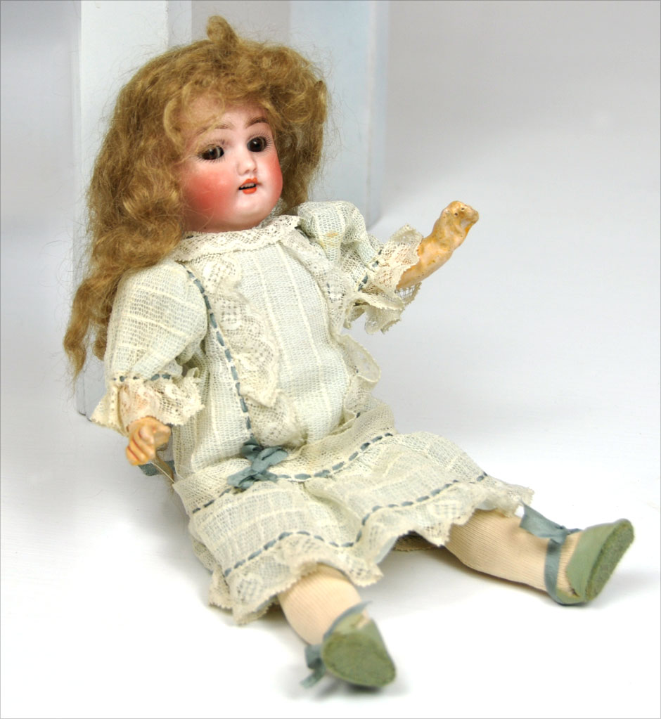 German Simon Halbig Doll 2