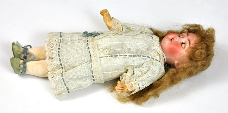 German Simon Halbig Doll 3
