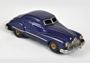 gama schuco tin windup car 100