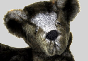 gunther classic teddy bear face