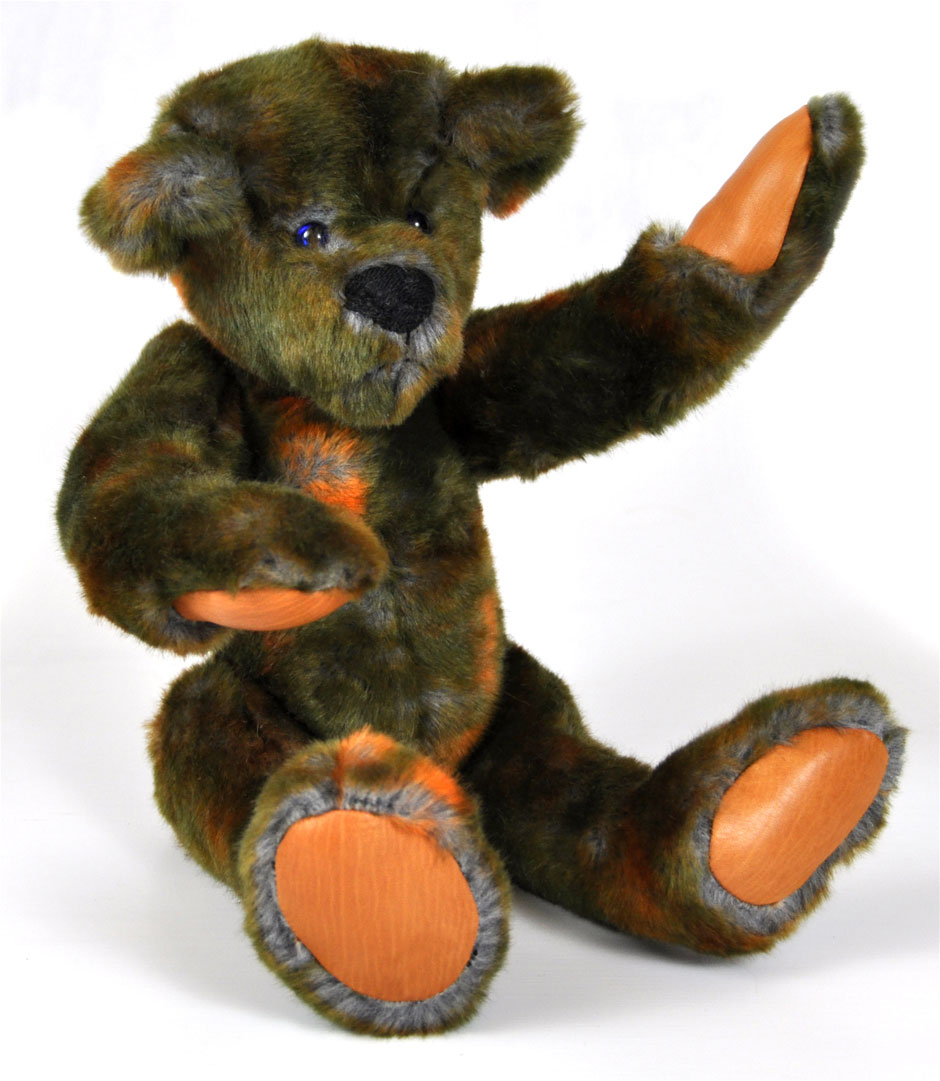 Gunther Outback Teddy Bear 1