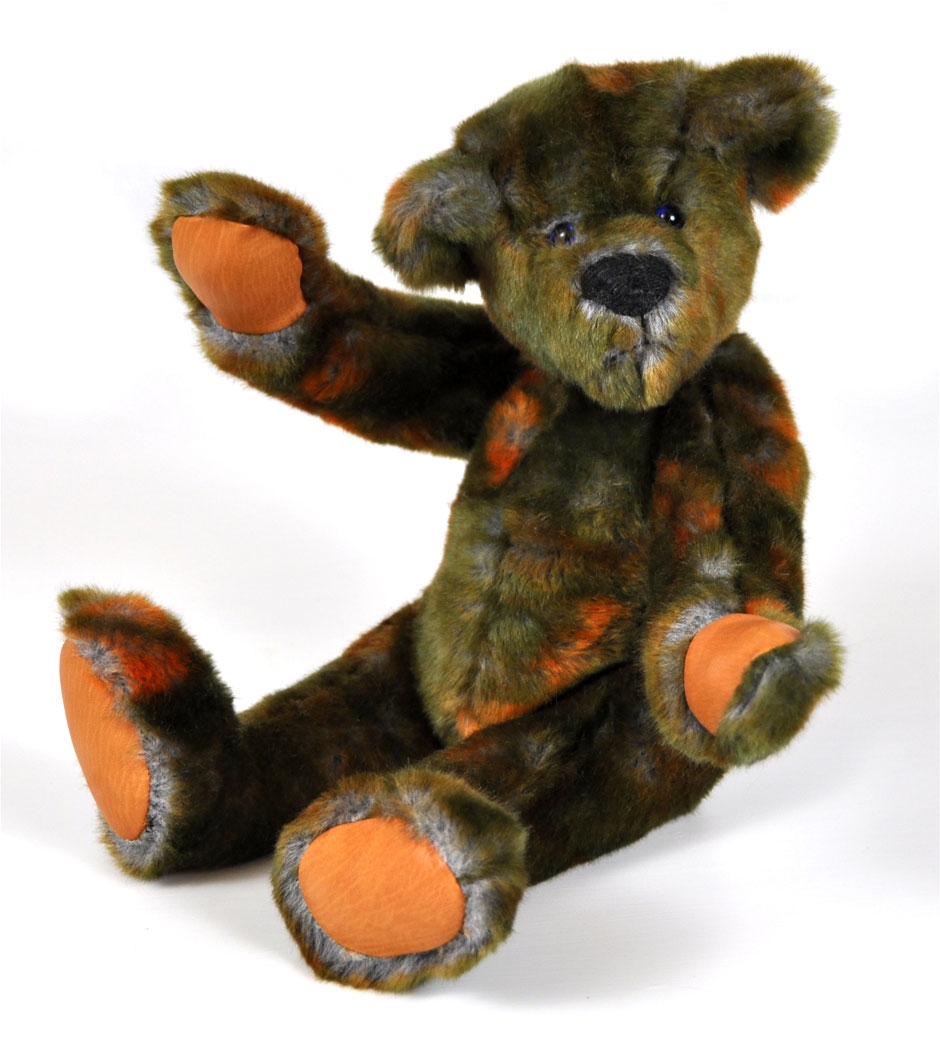 Gunther Outback Teddy Bear 4