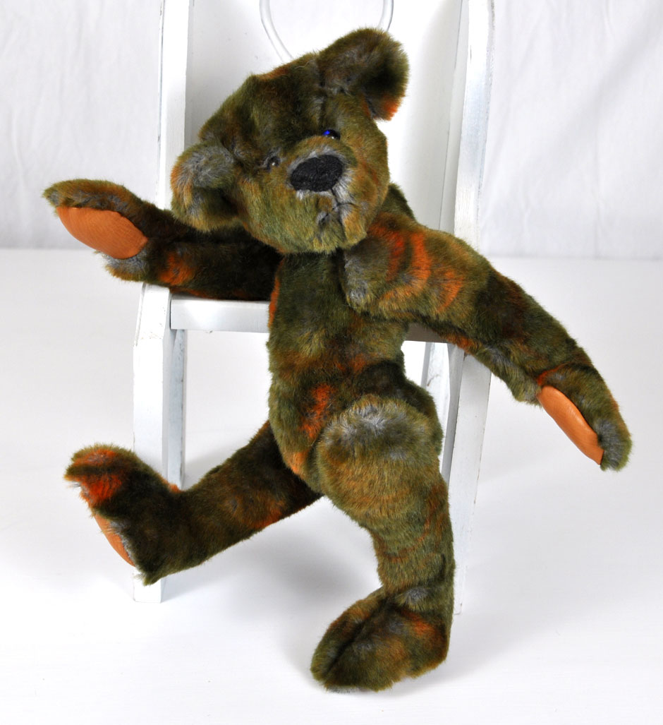 Gunther Outback Teddy Bear 3