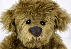 Authentic Gunther Teddy Bear Handmade