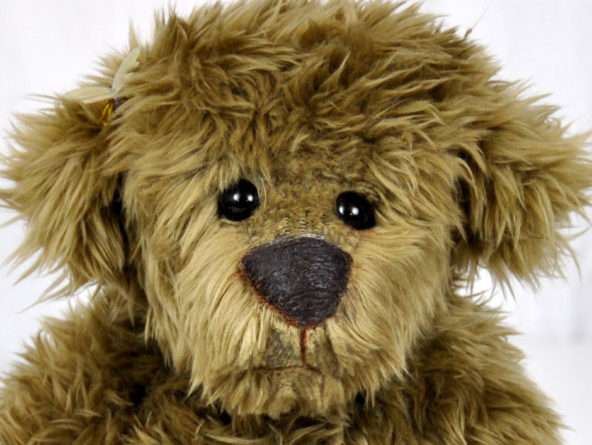 Authentic Gunther Teddy Bear Handmade