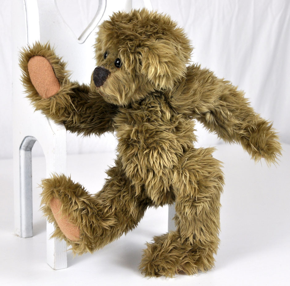 Gunther Authentic Teddy Bear Handmade OOAK For Sale Online 4