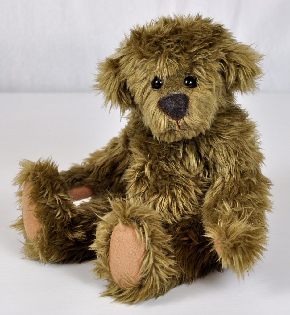 Gunther Authentic Teddy Bear Handmade OOAK For Sale Online 3