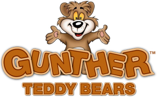 gunther teddy bear logo