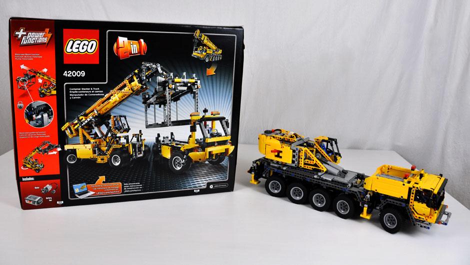 Lego Mobile Crane MK II #42009 1