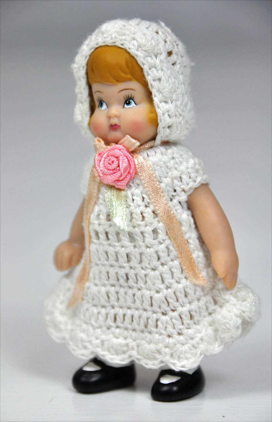 Miniature Doll Figurine 2