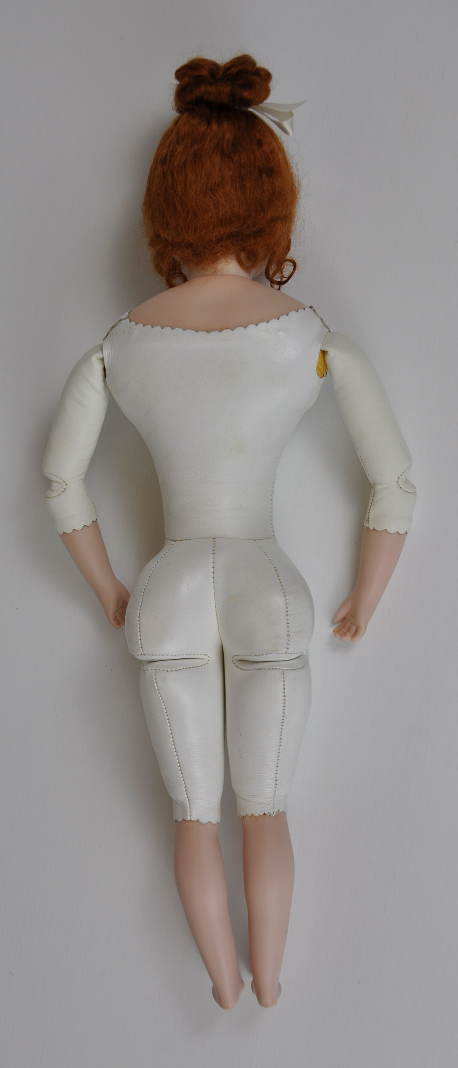 Jumeau French Repro Doll Back