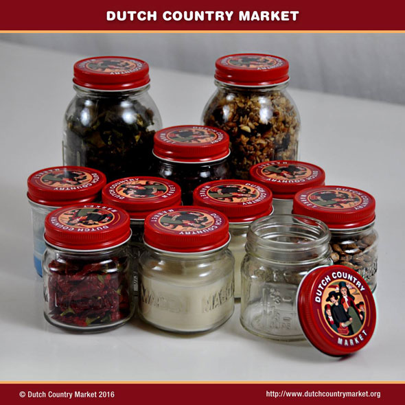 Dutch Country Market Jars